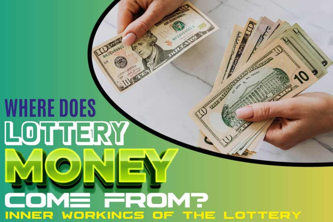 Where Does Lottery Money Come From